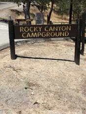 Rocky Canyon Campground Lake Nacimiento