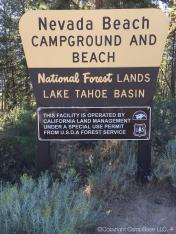 Nevada Beach Campground