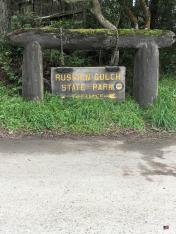 Russian Gulch State Park
