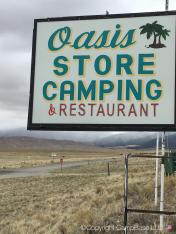 Great Sand Dunes Oasis Campground