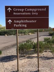 Rio Grand Village Group Campground Big Bend NP